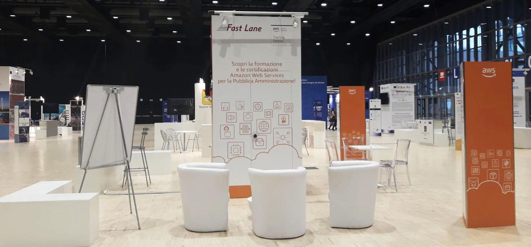 AWS è al Forum PA 2018 con ATC