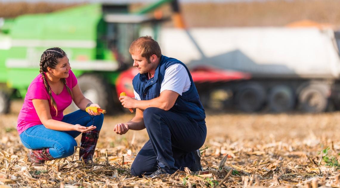 Il futuro giovane dell'agroalimentare, tra tradizione e innovazione.