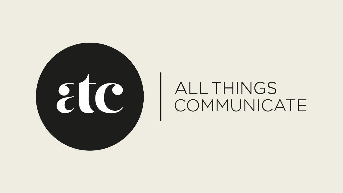 il nuovo logo di ATC - All Things Communicate