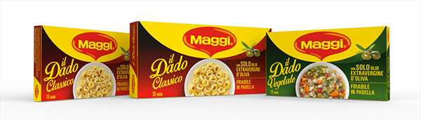 Packaging Design Dado Maggi