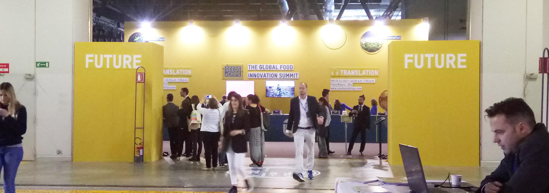 Global Food Innovation summit 2017