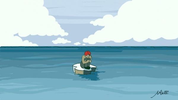 L'eco-ansia è la condizione mentale generata da eventi ambientali catastrofici