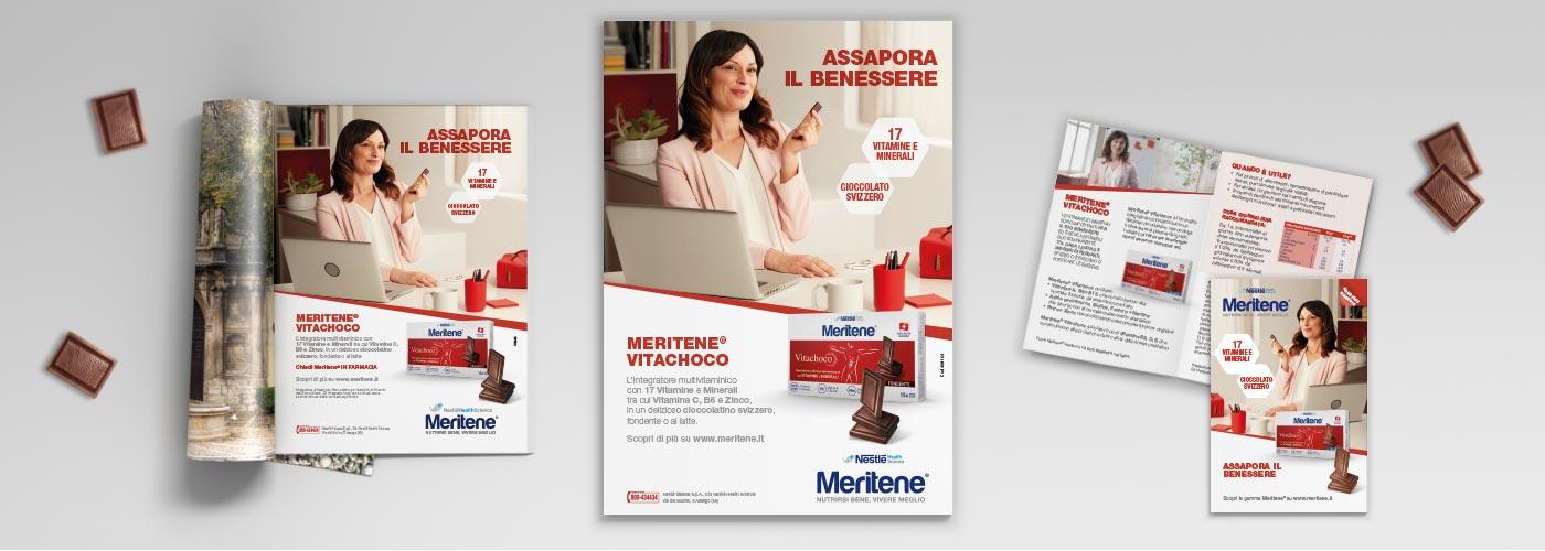 Vitachoco spot TV Meritene