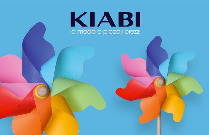 concept evento lancio attivazione punti vendita Kiabi