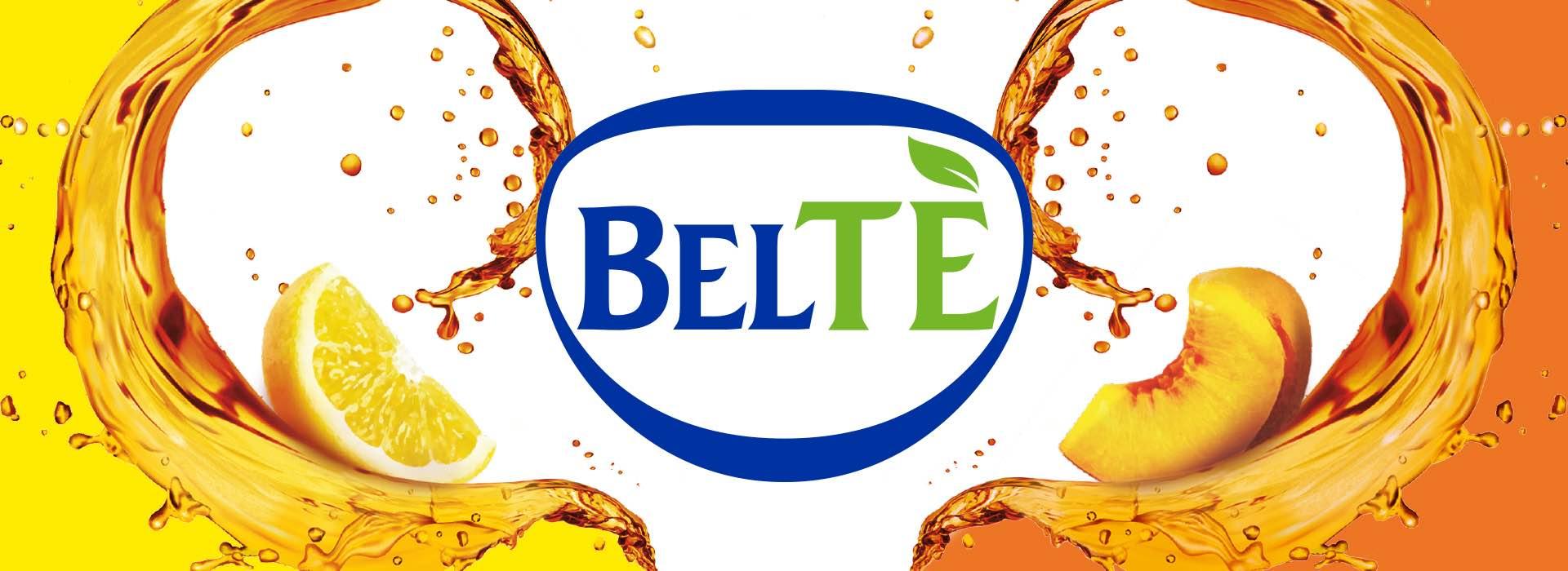 Repackaging etichette e fardelli tè freddo Beltè