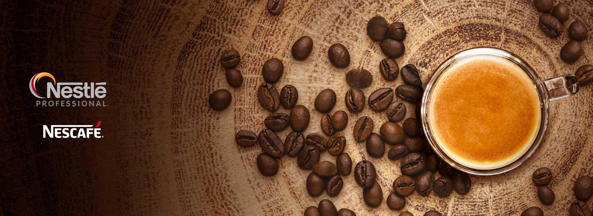strategia di comunicazione Nescafé caffè in grani