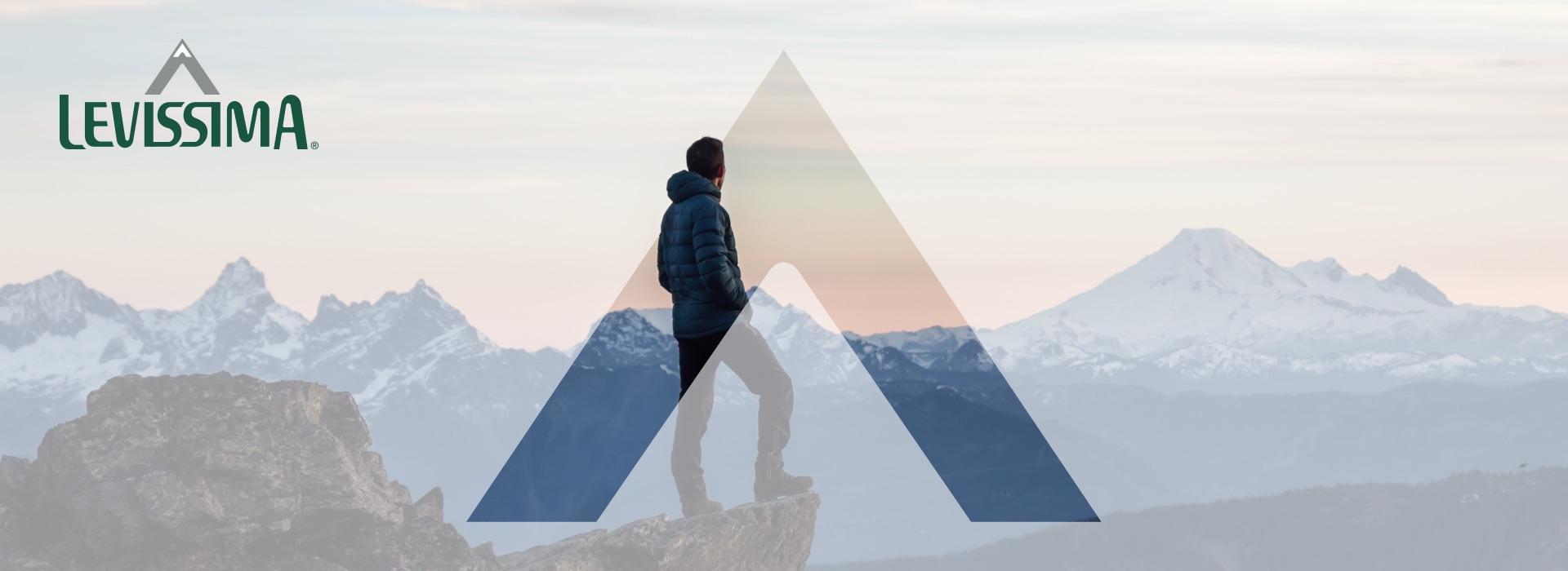 Levissima è l'acqua che promuove i valori della montagna e della vita all'aria aperta
