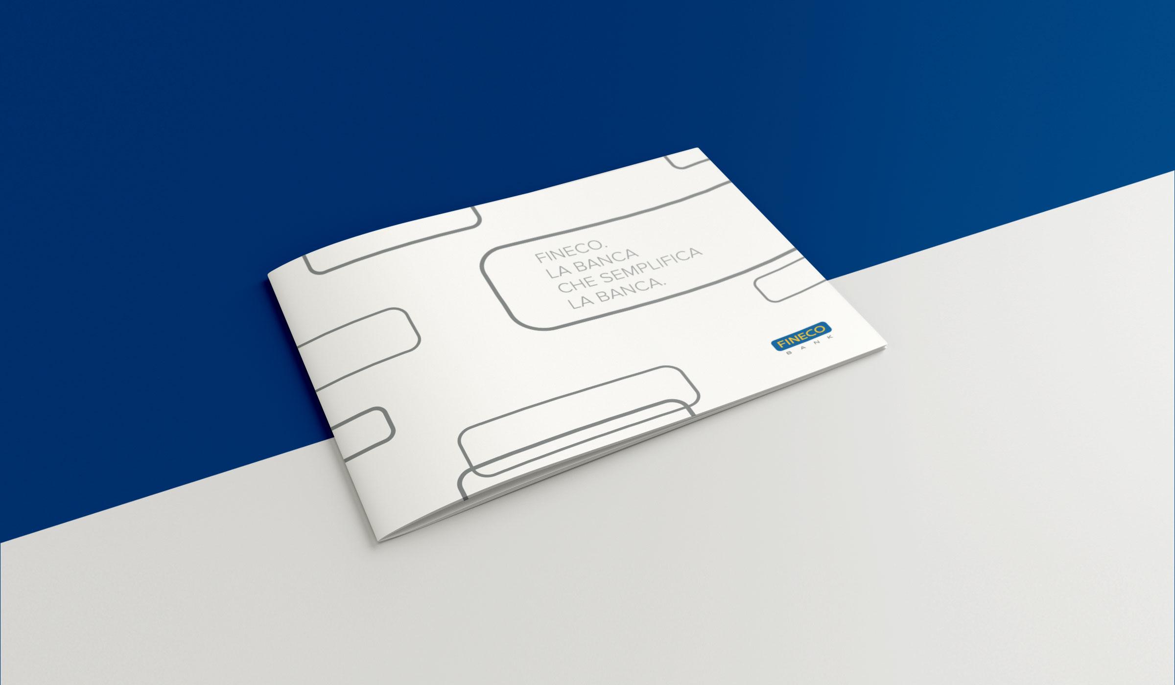 Fineco brochure istituzionale copertina