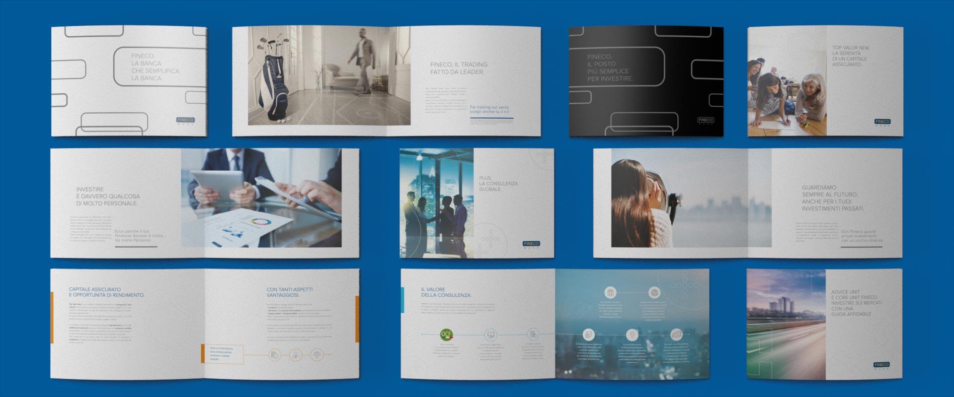 Fineco brochure istituzionale overall