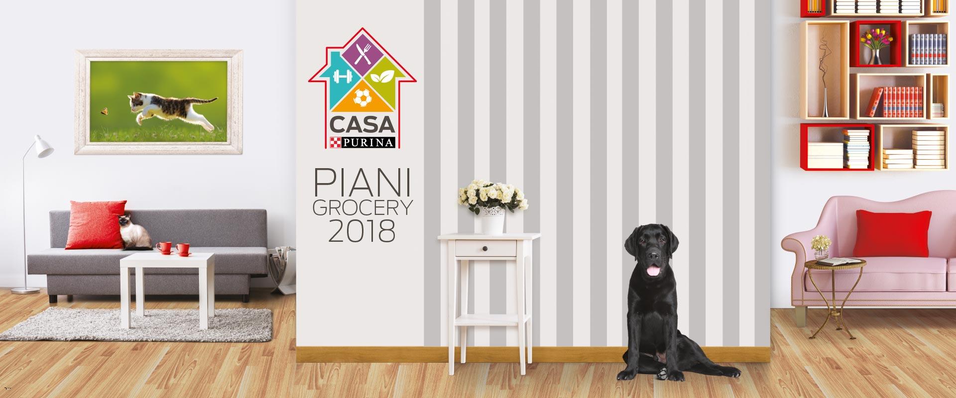 allestimento design hotel evento convention Purina