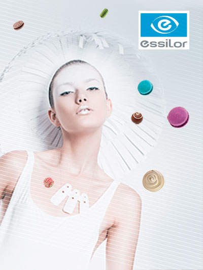 event design concept convention Essilor