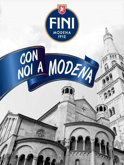 concept e design concorso Fini con noi a Modena